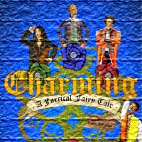 Partially obstructed view theatre review charming a for Farcical pantomime