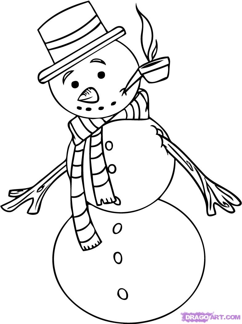 movie adaptations frosty the snowman coloring page