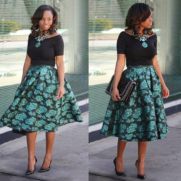 Ankara Short Skirt And Top Style Dezango Fashion Zone