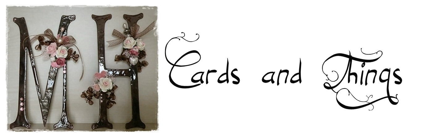 &#39;CARDS AND THINGS&#39;