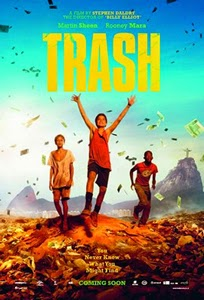 Poster original de Trash
