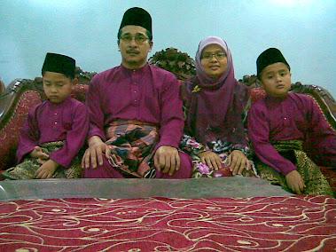 Adib, Zuhairi, Chek Asma & Akif