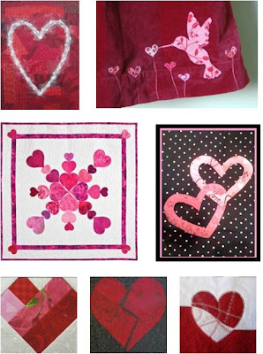 Valentine - Quilting Books Patterns and Notions