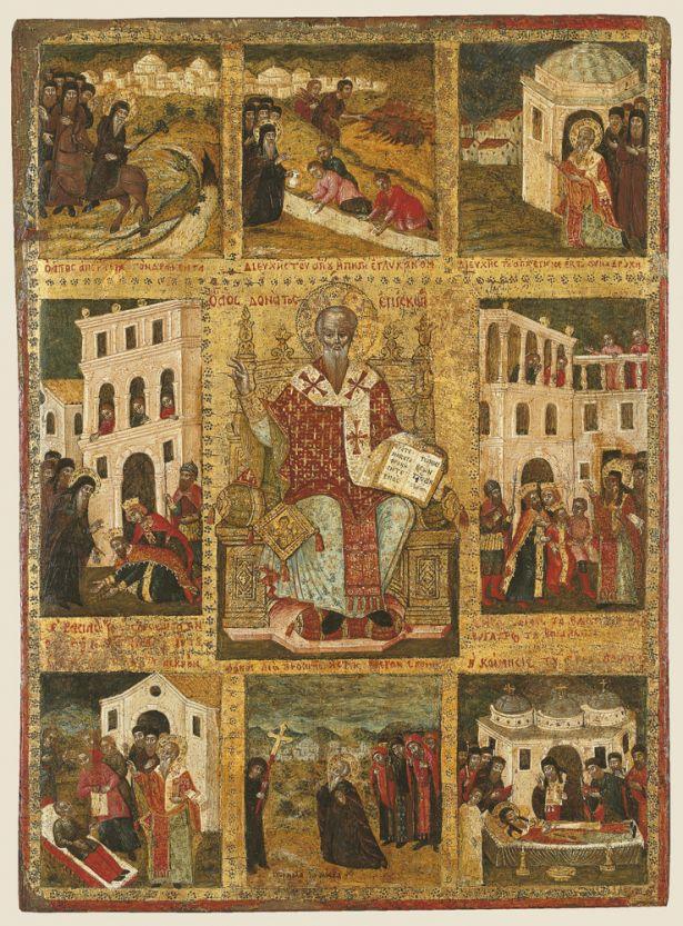 Αποτέλεσμα εικόνας  για ΕΙΚΟΝΕΣ ΕΙΚΟΝΕΣ Αγίου Δονάτου του Θαυματουργού  Αγίου Δονάτου του Θαυματουργού
