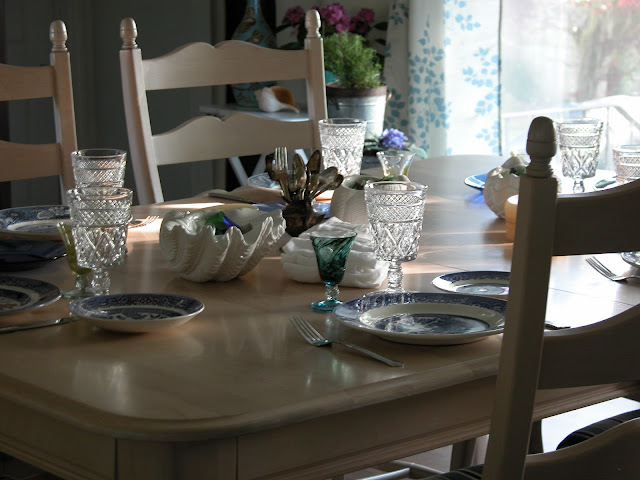 From Drab to Fab Dining Chairs | Love My Simple Home