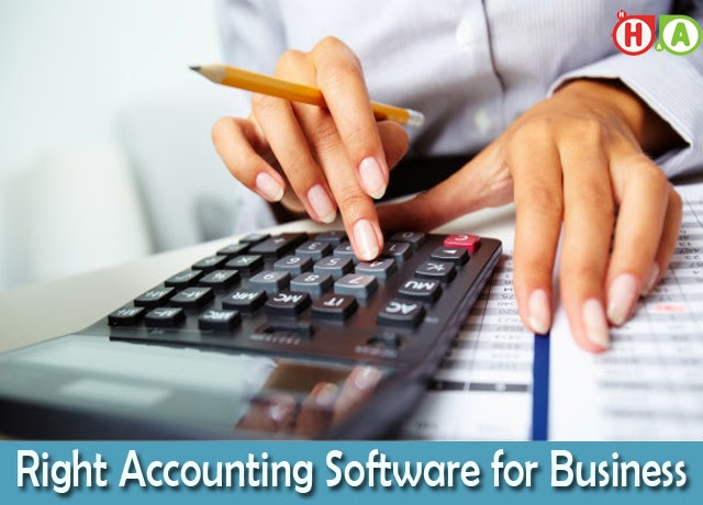 Right Accounting Software for Your Business