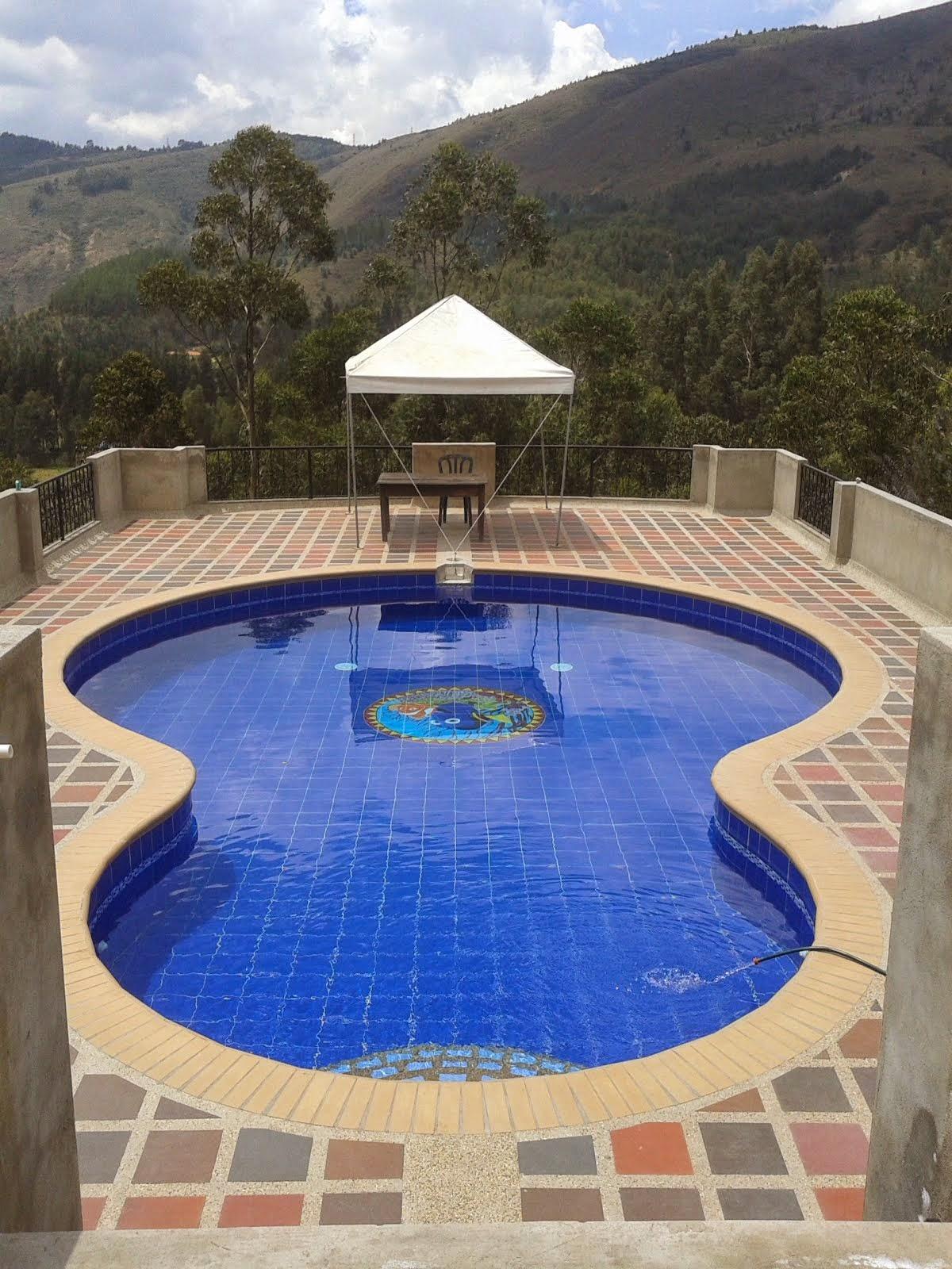 Casas campestres prefabricadas sistema modular de for Modelos de piscinas para fincas