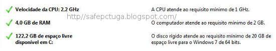 Comprar o Windows 7 - 12x sem Juros