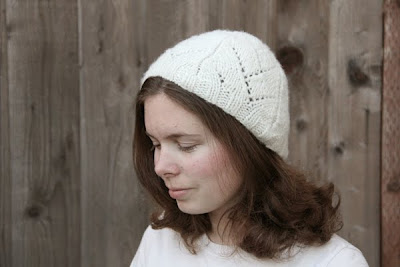 spring hat, free knitting patterns