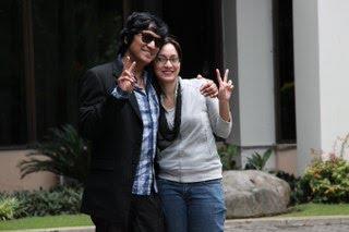Isabella Fawzi Anak Marissa Haque & Ikang fawzi, MM UGM, Program MBA, Yogyakarta, 25 Januari 201