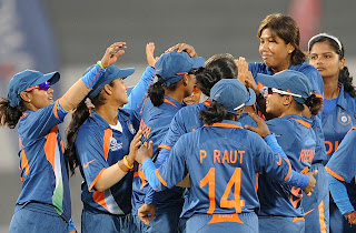 India-celebrate-India-v-West-Indies-Women's-World-Cup-2013