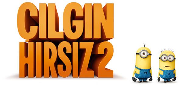 Çılgın Hırsız 2 - Despicable Me 2 BRRip XviD Türkçe Dublaj İndir