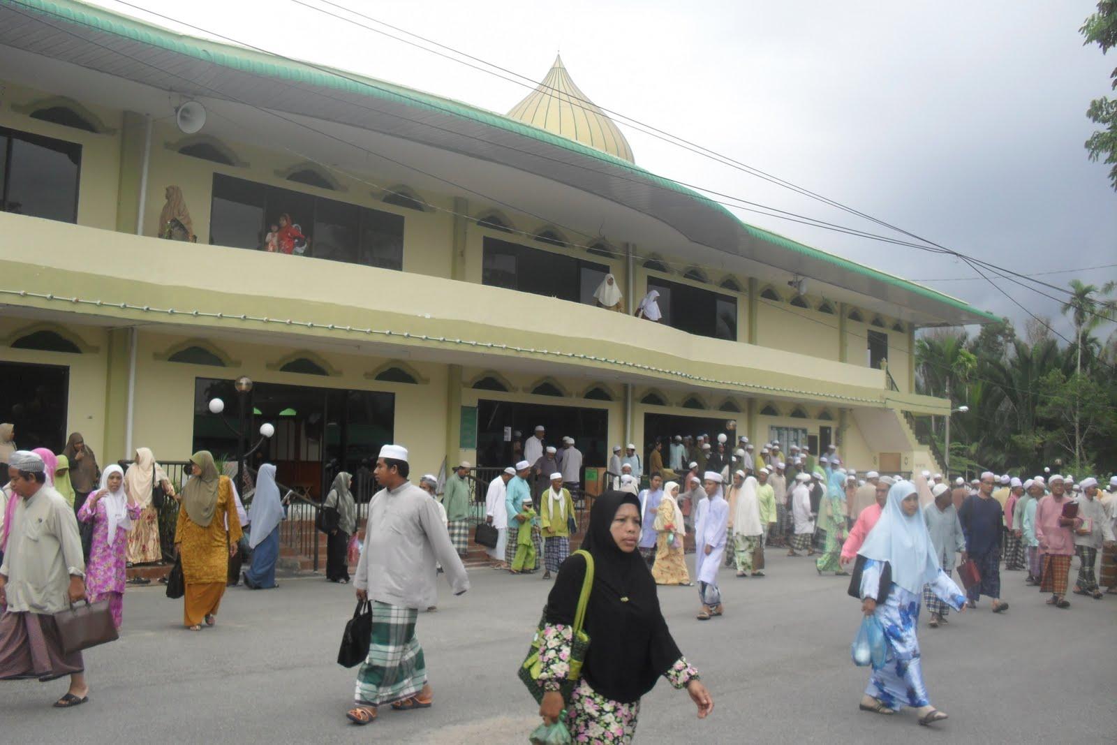 Cahaya Kehidupan Tauhid Pondok Tuan Guru Hj Salleh Musa Sik Kedah Pondok Paling Pengaruh Di Kedah