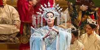Nina Stemme - Puccini Turandot - Metropolitan Opera, New York
