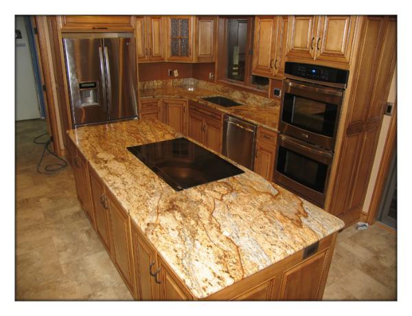 Ehrfürchtig Granit Für Küche