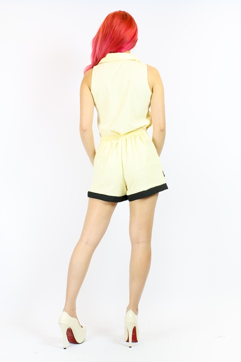 LD415 Pale Yellow