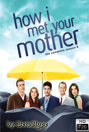 How I Met Your Mother Temporada 8 [720p] [Ingles Subtitulado] [MEGA]