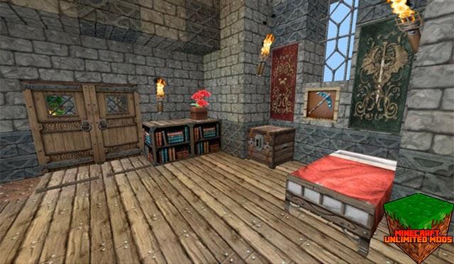 Chroma Hills RPG Texture Pack casa