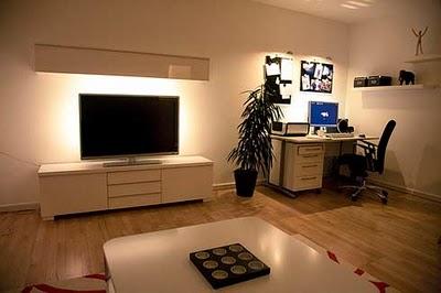Puerta al sur oficina en casa ideas para decorar for Ideas para decorar oficina
