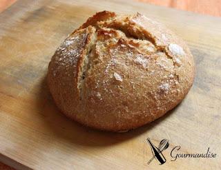 gourmandise spelt bread