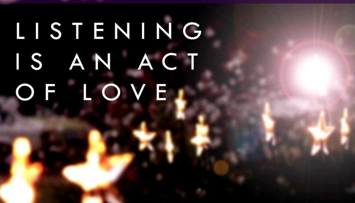 Book Review Listening is an Act of Love by Dave Isay