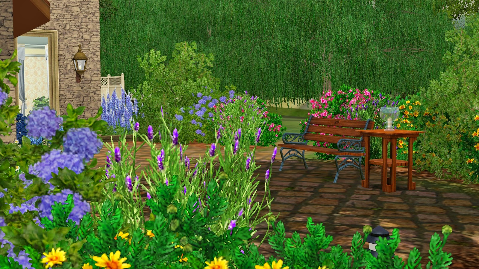 Simply ruthless the garden cottage challenge tuesday april 29 2014 sisterspd