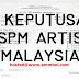 Keputusan SPM 10 Artis Terkenal Malaysia Yang Mengejutkan