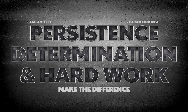 determination learning and hard work According to new research, your determination and hard work could give your kid an important advantage in lifebut not in the way you're probably th.
