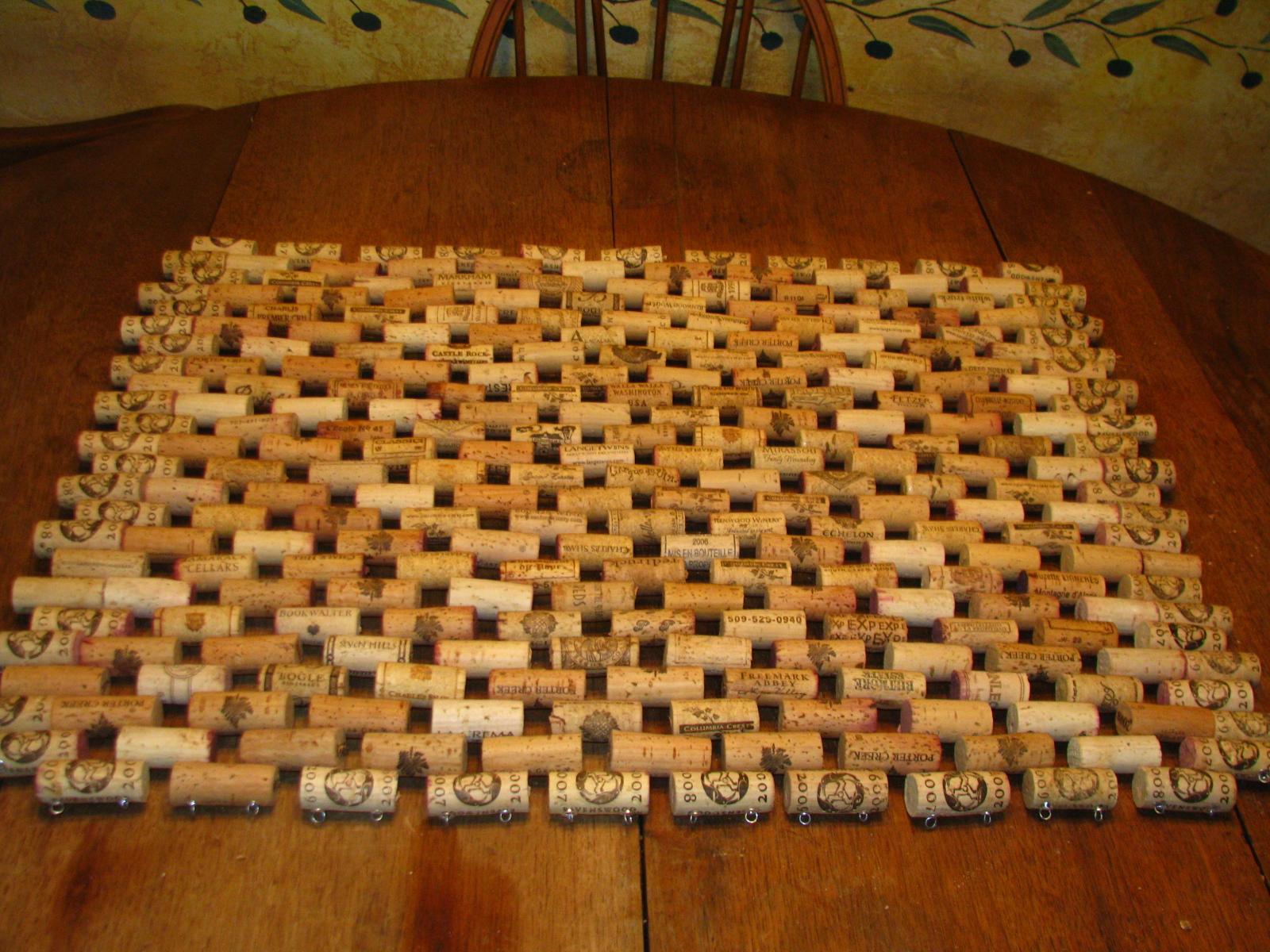 sarahracha cork doormat