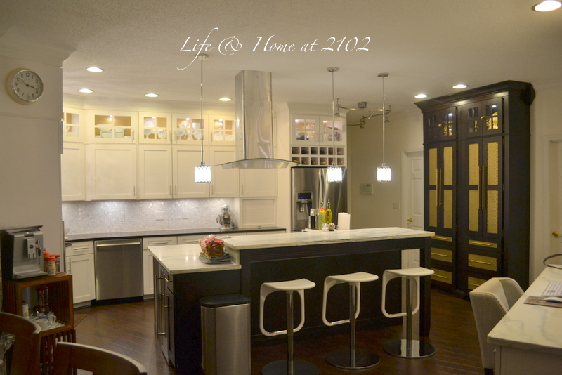 life & home at 2102: candice olson kitchens