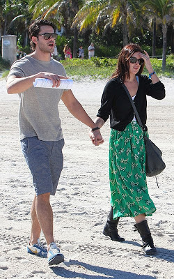 Rumer Willis, her boyfriend Jayson Blair, Miami, Miami Beach, Miami Beach hotels, Miami luxury Hotels, Travel to Miami tour, Travel to Miami luxury hotel