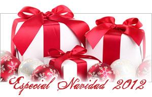 ESPECIAL NAVIDAD 2012 EN COSMETIK