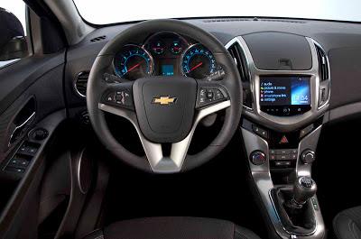 Chevrolet Cruze SW VCDI- interior - coches y motos 10