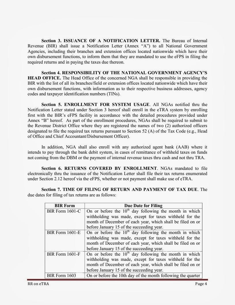 Philippines Taxation