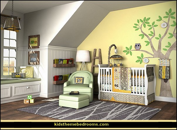 Decorating theme bedrooms - Maries Manor: owl theme bedroom ...