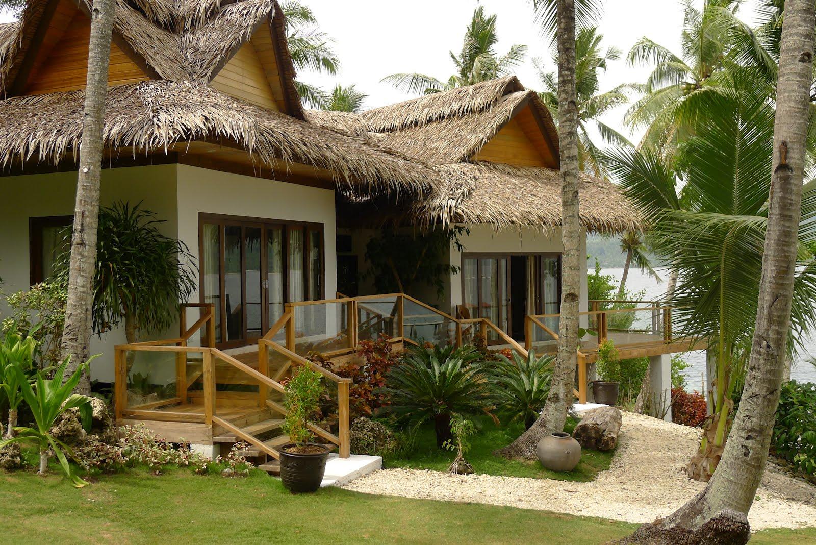 Half Amakan House Design