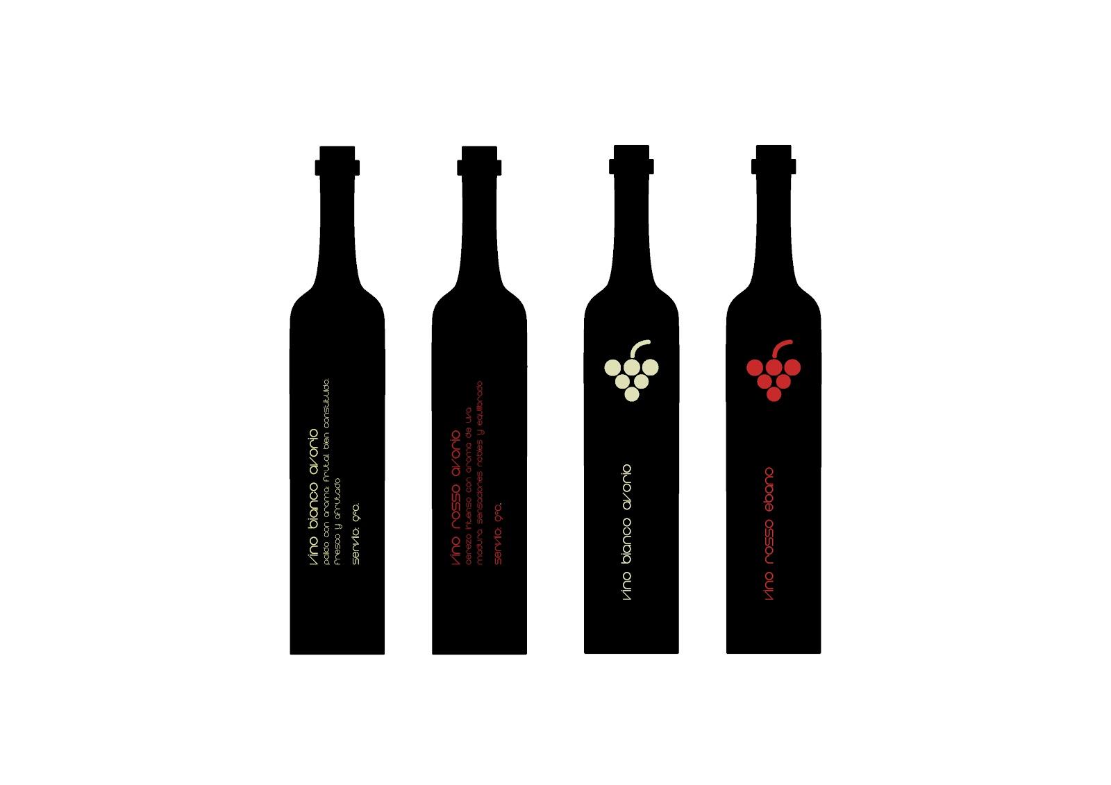 Lolita logo para botellas de vino - Botelleros de vino ...