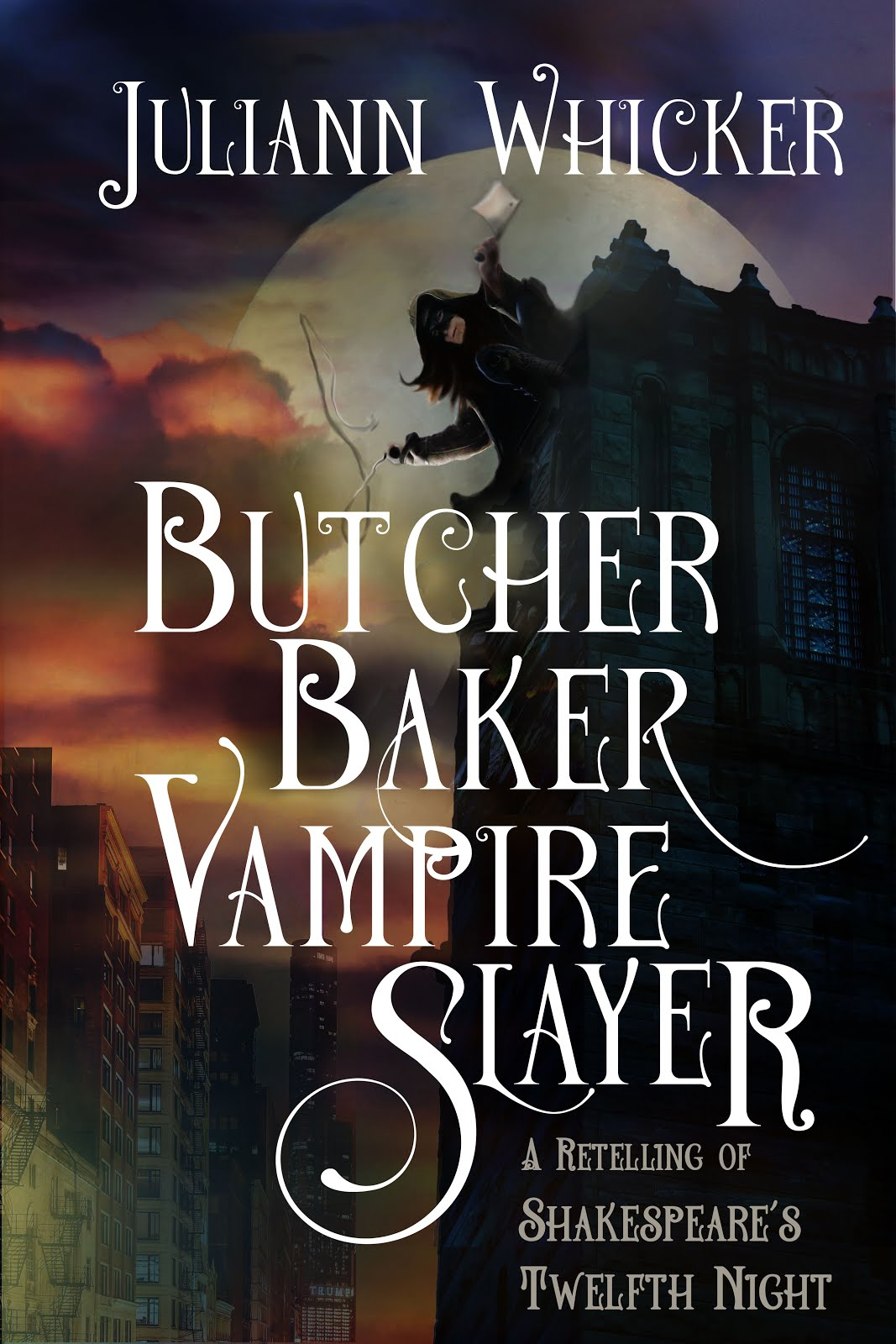 Butcher, Baker, Vampire Slayer