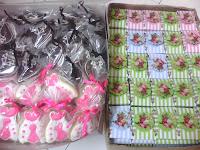 Fancy Cookies dan Kek Marble - Aza, UPSI Tg Malim.