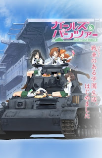 Girls und Panzer OVA 1, Girls und Panzer, Girls und Panzer OVA 1 sub english