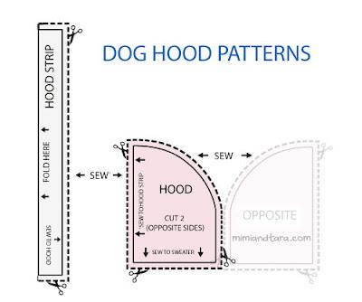 Dog Print Scarf Uk
