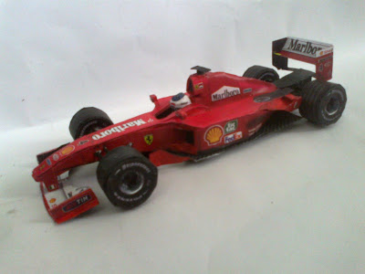 Ferrari 2000 Barrichello