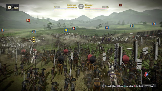 Nobunaga's Ambition English release
