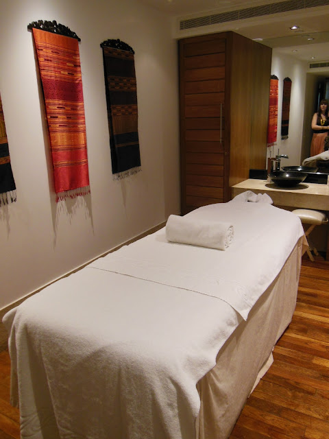 Ajala Spa treatment room