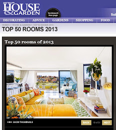 Australian House & Garden Top 50 Rooms 2013
