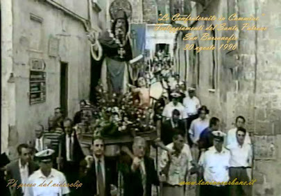 "come eravamo ""le confraternite in cammino - processione di San Barsanofio 30.8.1996"" ...il video"
