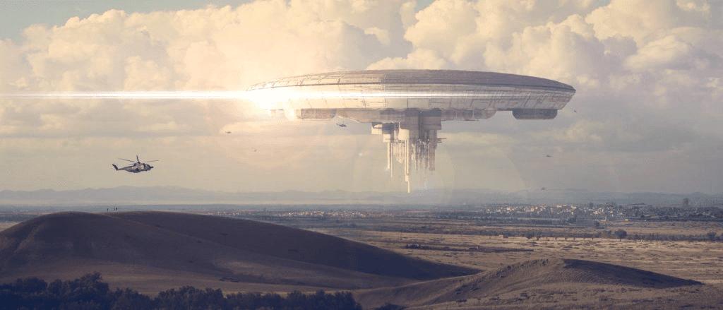 Terra e os Extraterrestres