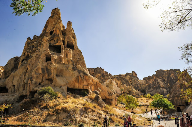 土耳其, turkey, 奇石林, Cappadocia, 哥樂美露天博物館