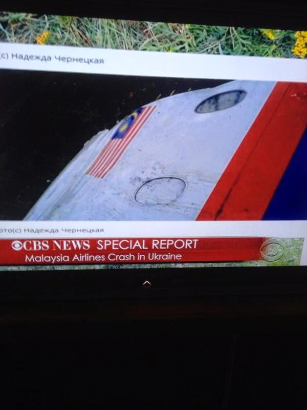 Luahan hati Blogger Maybe MH17 Kebetulan Takdir