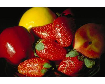 Bayas y Manzana